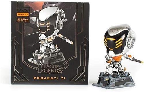 Riot - League of Legends - 022 Project YI - Officiel