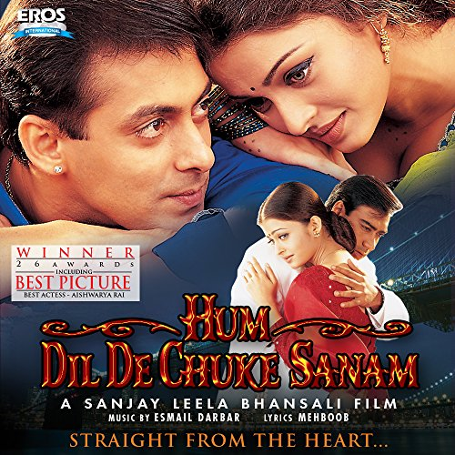 Hum Dil De Chuke Sanam [DVD] [Edizione: Regno Unito]