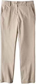 Girls Uniform Pants Beige