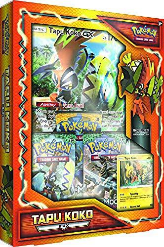 Pokémon POK80283 Tapu Koko Box image