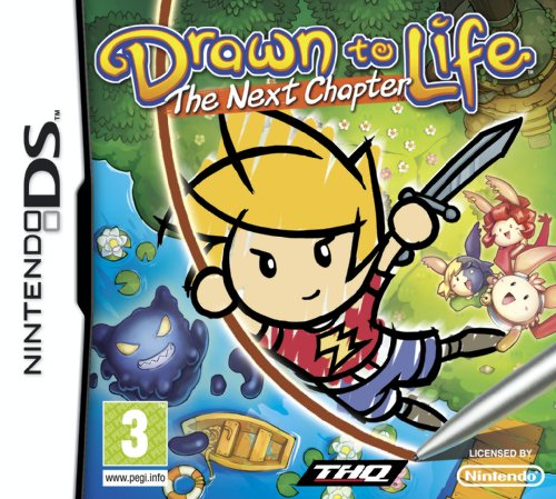 Drawn To Life: The Next Chapter (Ninendo DS) [Edizione: Regno Unito]