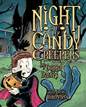 Night of the Candy Creepers by Donna Davies (2013-02-28)