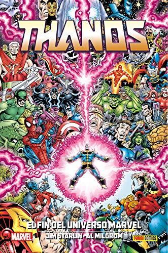 Thanos. El fin del Universo Marvel