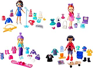 Polly Pocket Squad Style Super Pack