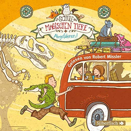 Die Schule der magischen Tiere 4: Abgefahren!: 2 CDs (4)
