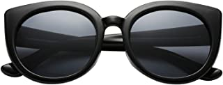 Girls Elastic Cateye Toddler Polarized Kids Sunglasses -...