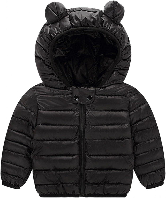 Toddler Baby Boys Girls Cartoon Classic Warm Winter Jacket Max 42% OFF Thicken Rabbi