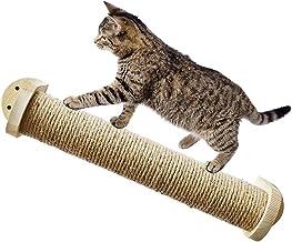 3 stks Sisal Cratching Post, Wall Mounted Scratcher met basis, compatibel met kattenboom, kat trappen, kitty klimmen, kitt...