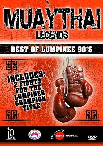Muay-Thai Legends: Best Of Lumpinee 90's [DVD]