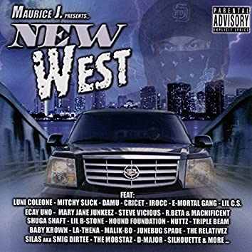 The New West Vol 1