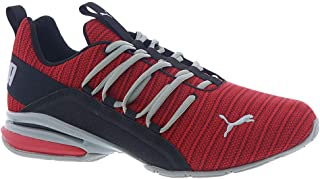 Axelion Ridge Men's Running 12 D(M) US Red-Black