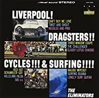 Liverpool! Dragsters!! Cycles & Surfing by Eliminators (2012-07-04)