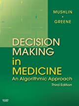 decision making in medicine an algorithmic approach