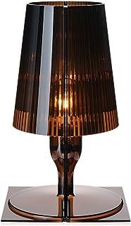 Kartell Take, Lampe de table, Fumè