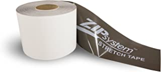 Huber ZIP System Stretch Tape | 6 inches x 75 feet | Self-Adhesive Waterproof Flashing for Doors-Windows B01MTRUHCF