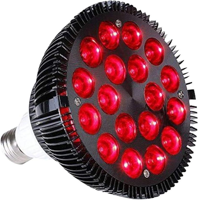 Uonlytech Grow Ranking TOP19 trust Light 18 LED Full Spectrum Gr Bulb 660nm Lamp 54W
