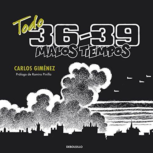 Todo 36-39: Malos tiempos (Best Seller   Cómic)