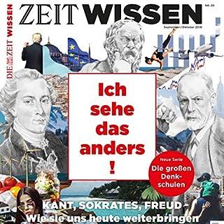 ZeitWissen, September / Oktober 2018 Titelbild