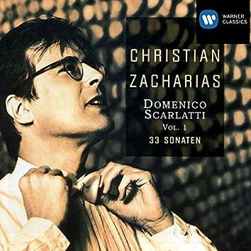 Scarlatti, D.: 33 Piano Sonatas