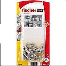 Taco largo nylon con tornillo SXR 6x60 FISCHER 503230
