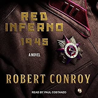 Red Inferno audiobook cover art