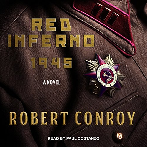 Red Inferno  By  cover art