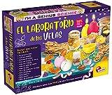 Lisciani Giochi - Pequeño Genio, juego infantil, El laboratorio de las velas, multicolor