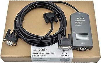 1pack PC/MPI+ 6ES7972-0CA23-0XA0 RS232 Adaptador PLC aislado para Siemens S7-300/400 6ES7 972-0CA23-0XA0 alta calidad 6ES79720CA230XA0