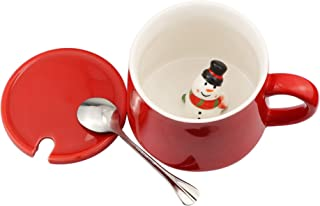 Best 3d snowman with cups Reviews