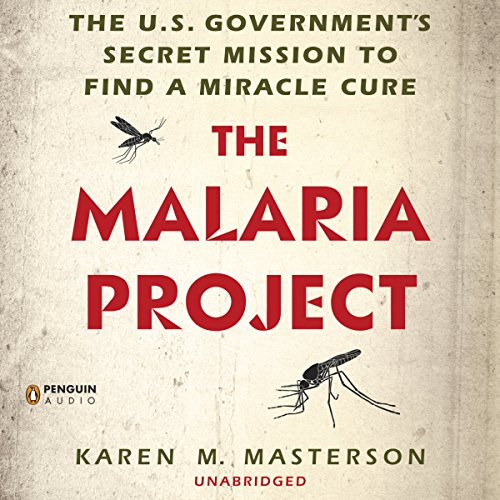 Page de couverture de The Malaria Project