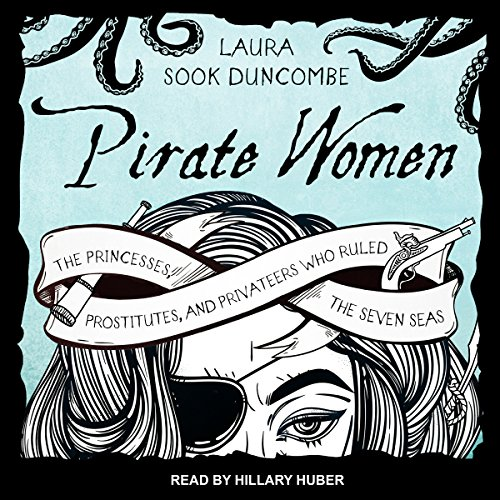 Pirate Women audiobook cover art