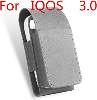 Gooder Original Dux Ducis Case Cover for IQOS 3.0 Protective Carry Case for IQOS 3.0 (Silver)