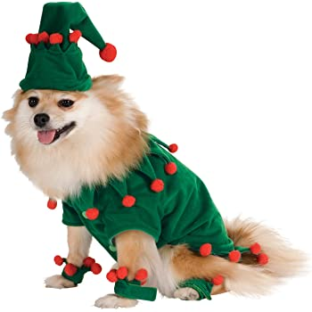 Rubie's Elf Pet Costume