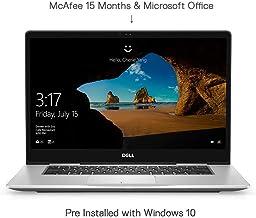 Dell Inspiron 7570 Intel Core i7 8th Gen 15.6-inch FHD Laptop (8GB/1TB HDD + 256GB SSD/Windows 10 Home/ MS Office/4GB Grap...