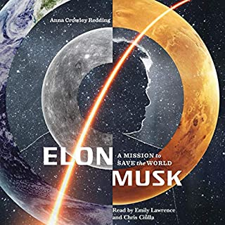 Elon Musk: A Mission to Save the World cover art