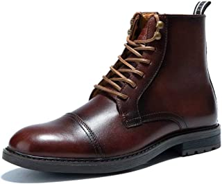 Men's Stylish Mid Top Boots for Work Or Casual Wear