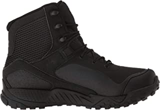 Under Armour Women's Valsetz RTS 1.5 Military and Tactical Boot, (001)/Black, 10
