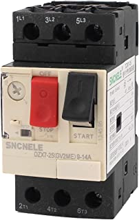 Aexit 690V 6KV Circuit Breakers 9-14A 3 Phase Magnetic Motor Protection Miniature Circuit Breakers Circuit Breaker