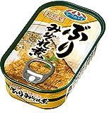キョクヨー シーマルシェ ぶりみぞれ煮 缶100g