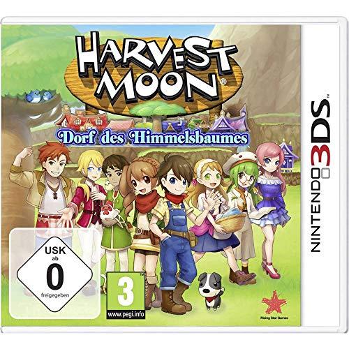 Nintendo 3DS Harvest Moon: Dorf des Himmelsbaumes 3DS USK: 0
