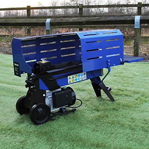 Holzspalter 7T 520mm Holzspaltmaschine Brennholzspalter Hydraulikspalter Elektrische Axt Holzarbeiten