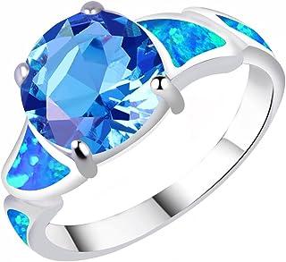Anelli KELITCH per donna, ragazza, doppia linea, anello impilabile, anello con corda intrecciata, placcato argento con rug...