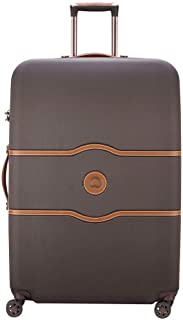 Delsey Paris - Chatelet Air - Valise Trolley - 4 Doubles Roues, 82 cm - Marron