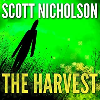 The Harvest cover art