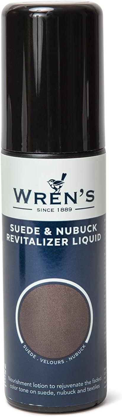 Wrens Suede & Nubuck Revitalizer Classic, loción nutritiva para rejuvenecer el Color en Ante Descolorido, Nubuck y Textiles, Calidad y prestigio ...