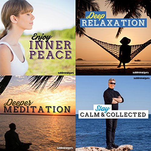 Totally Tranquil Subliminal Messages Bundle audiobook cover art
