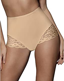 Brief with Lace Firm Control 2-Pack