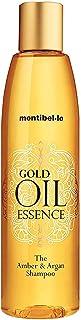 Montibel-Lo Gold Oil Essence Amber y Argan Champú 250 ml