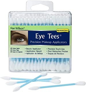 Fran Wilson Eye Tees Precision Applicators, 80-Count