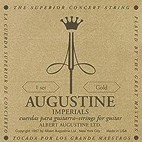 AUGUSTINE オーガスチン クラシックギター弦 インペリアル ゴールドセット IMP/GOLD  SET